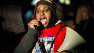 Erica garner protest