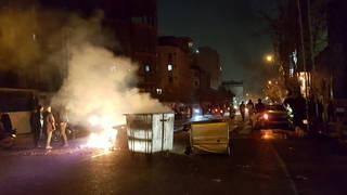 Seg iran protest